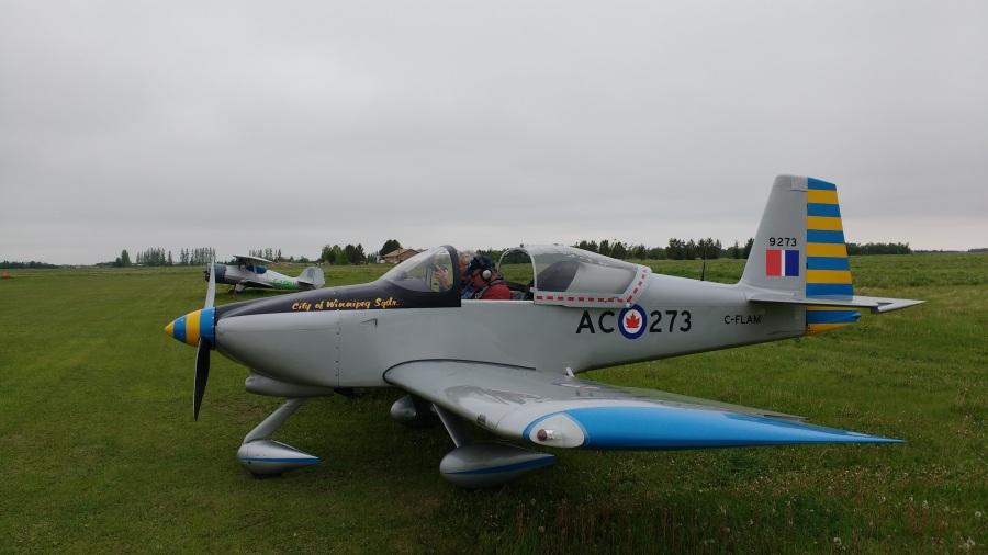 Charles Lamb's RV-7