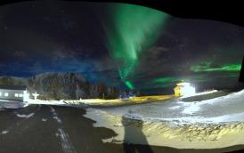 Amazing Aurora in Norway